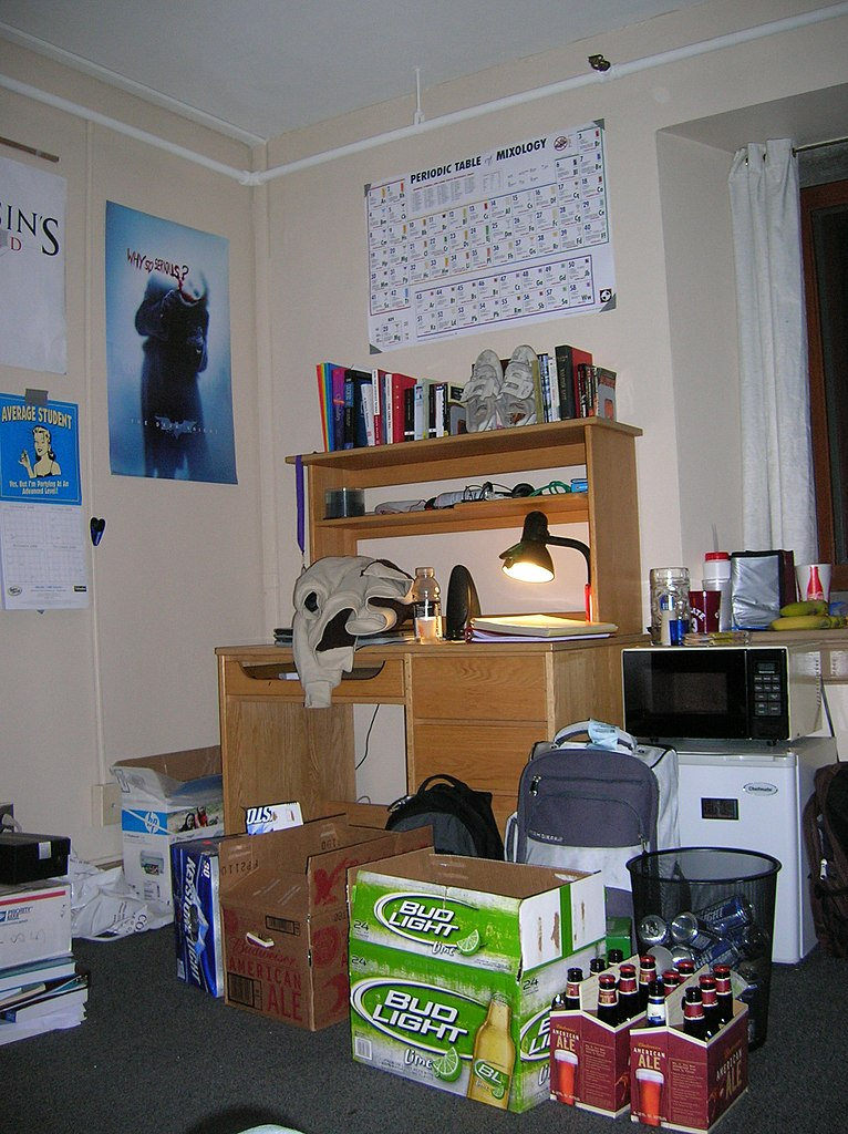 Typical Dorm Room