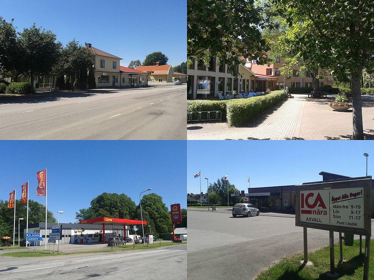 Axvall City