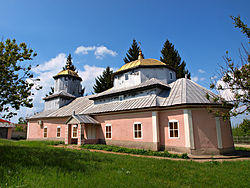 Aydemir Russian Lipovan church TB 1.JPG