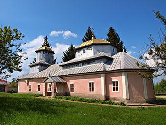 Aydemir - The Old Believer Lipovan Russian church in Tataritsa, Aydemir