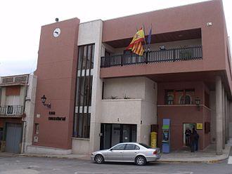 Godelleta - Image: Ayuntamiento de Godelleta