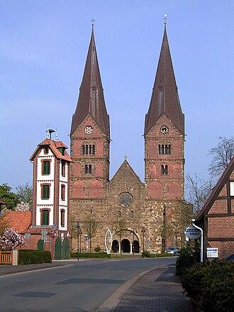 Bücken - Bücken church