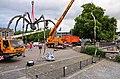 Bürkliplatz - Demontage 'Maman' 2011-07-28 20-22-06.jpg
