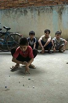 Murmel Spiel