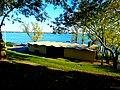 B.B. Clarke Beach Park Shelter - panoramio.jpg