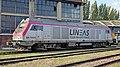 BB 75025 (livrée Lineas Rose I) à Longueau.jpg