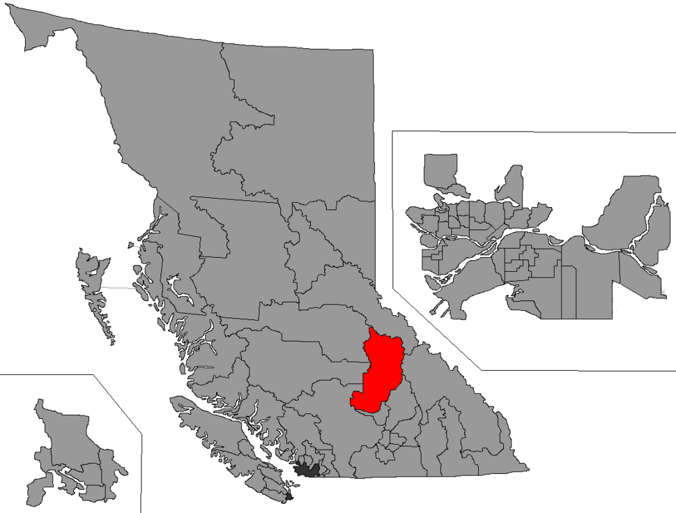 BC 2015 Kamloops-North Thompson