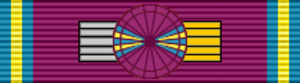 Royal Order of the Lion - Image: BEL Royal Order of the Lion Grand Officer BAR