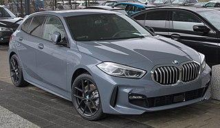 1-series (F40) - BMW