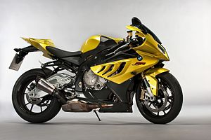 BMW Motorcycles S 1000RR