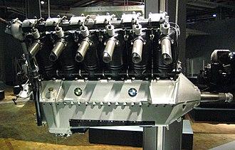 BMW VI - Side view of the BMW VI