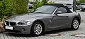 BMW Z4 2.2i (E85) – Frontansicht (2), 26. Juni 2011, Mettmann.jpg
