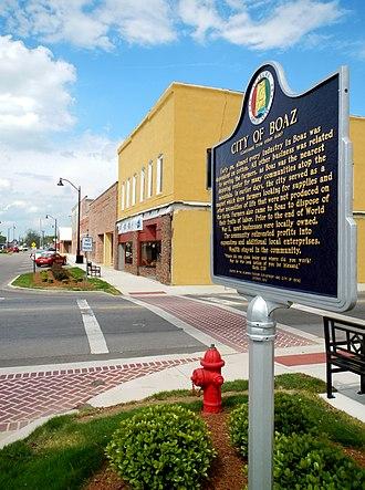 Boaz, Alabama - Boaz in 2012