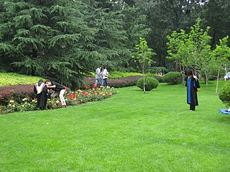 Beihang University - BUAA LuYuan (Green Park)