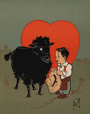 Baa, Baa, Black Sheep 2 - WW Denslow - Project...