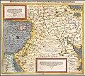 Babylonia, zwey Arabia mit Bergen, Wassern und Stetten.jpg
