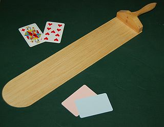 Baccarat (card game) gambling card game