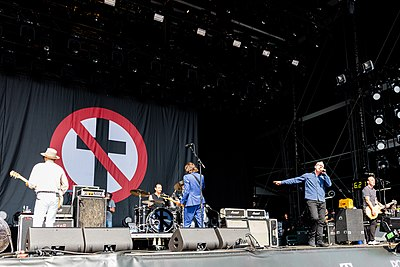 Picture of a band or musician: Bad Religion