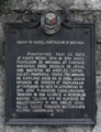 Bahay ng Angel Pantaleon de Miranda NHCP Historical Marker.png