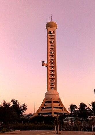 Haidian Island - Image: Baisha Men Lighthouse