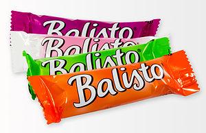 Balisto - Image: Balisto vier Riegel