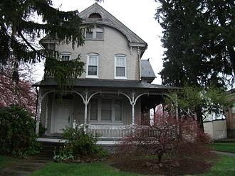 Bally, Pennsylvania - House in Bally