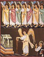 Các hạng bảy kèn của sách khải huyền