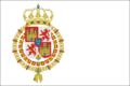 Bandera de Costas 1700-1771.png