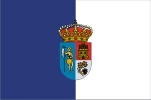 Arganda del Rey - Image: Bandera de arganda del rey