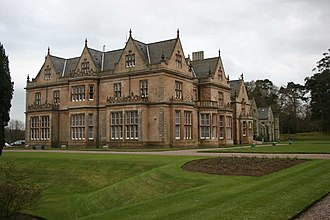 Ards and North Down Borough Council - Image: Bangor Castle 2