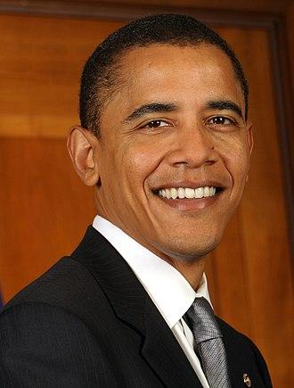 United States Senate election in Illinois, 2004 - Image: Barack Obama 2005portrait edit 2