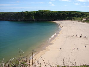 Pembrokeshire Coast National Park - Barafundle