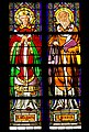 Barcelona Santa Maria del Mar Stained Glass window 05.jpg