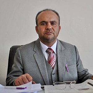 Al-Beroni University - 8th chancellor of Alberoni University هشتمین رییس دانشگاه