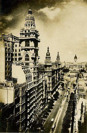 Mario Palanti - Palacio Barolo, Buenos Aires (1923)