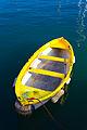 Barque jaune, Portofino, Italie.jpg