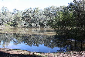 Barrabup Pool, Blackwood River.