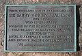 Barry Jackson Commemorative Plaque - geograph.org.uk - 501075.jpg