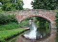 Baswick Bridge No 100, Staffordshire and Worcestershire Canal near Stafford - geograph.org.uk - 1186840.jpg