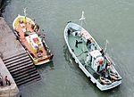 Bateaux de pêche dans le Bassin d' échouage du Port de La Rochelle (2).jpg