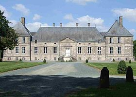 Image illustrative de l'article Château de la Baugisière