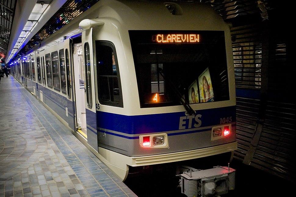 BayEnterprise Square LRT station