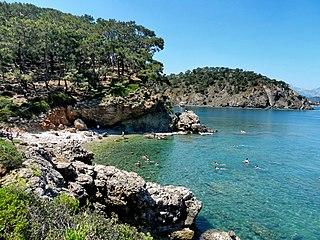 Beydağları Coastal National Park