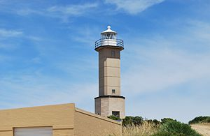 Cape Martin Lighthouse - Cape Martin Lighthouse
