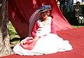 Beaucamps-le-Jeune (15 août 2009) dame costumée 1.jpg