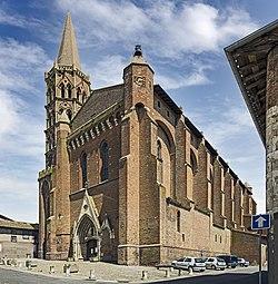 Beaumont-de-Lomagne - Eglise Notre-Dame de l'Assomption.jpg