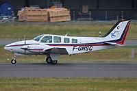 F-GNSC - BE58 - Arik Niger