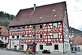 Beim 366 km langen Neckartalradweg, Gasthaus Lamm in Börstingen - panoramio.jpg