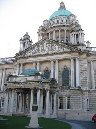 F. W. Pomeroy - Belfast City Hall
