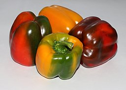 Bell peppers 2020 G2